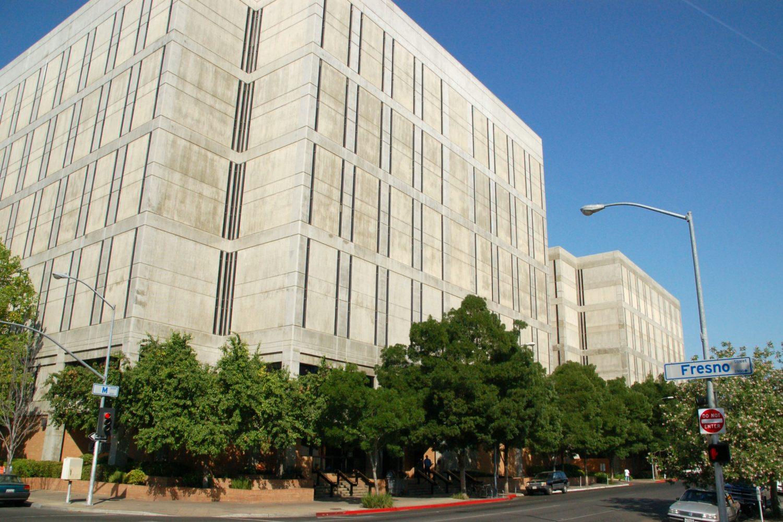 Fresno Co. California Main Jail